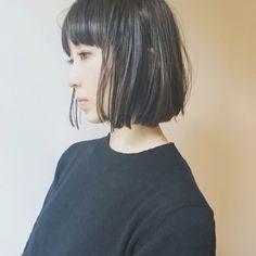 【ヘアカタログ】黒髪を活かしたヘアスタイル8選 - Yahoo! BEAUTY