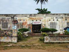 Maison des artistes Grand-Bassam : Ville historique