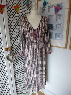 Boden Sassy Jersey Dress