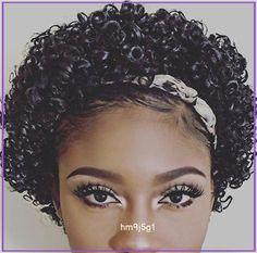 Natural Hair Inspiration, Natural Hair Tips, Going Natural, Natural Hair Journey, Short Curly Hair, Curly Hair Styles, Curly Fro, Short Curls, Short Afro