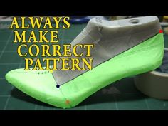 How to make correct pattern from the first time
