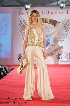 Tuta Giselle-Bucarest Fashion Week
