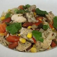 Cilantro Chicken and Rice - Allrecipes.com
