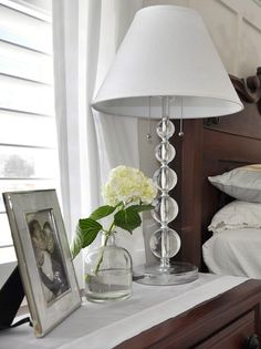 Light It Up  in 9 Tiny yet Beautiful Bedrooms from HGTV