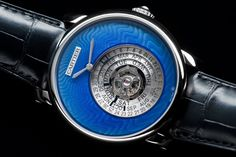 """The Ultimate Christmas Present For Millionaires: The Cartier Rotonde de Cartier """"Fine Watchmaking"""" Trilogy Watch"""