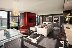 Diamond Rock Star Suite, Hard Rock Hotel San Diego (Photo: Business Wire)