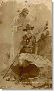 Scout & Christ, Norwiegen