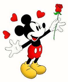 mickey mouse clipart 07
