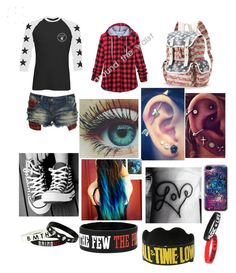 """""""Untitled #336"""" by musicaddict02 ❤ liked on Polyvore featuring Crafted, Mudd, women's clothing, women, female, woman, misses and juniors"""