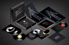Daft Punk lanzará Box Set Deluxe de RAM