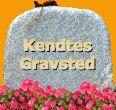 Kendtes gravsted - kända danska personer gravplatser