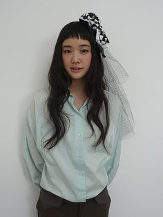 蒼井優 Yu Aoi, Japan Girl, Beautiful Asian Women, Asian Woman, Style Guides, Hair Inspiration, Girl Fashion, Hair Makeup, Hair Beauty