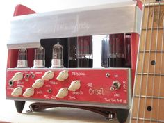 """Pure Tone Amps """"the OFFSET"""" 2016 Custom take on the 59 Bassman, JTM 45, Plexi 50 amps. More dynamic and with more gain and sustain than the typical plexi amp but retaining an awesome clean sound at low levels. It has two characters, EQ and Pure for more thick and rich tone. A switch to vary the preamp sounds between JTM- JMP -1987. A Raw/Smooth switch. Two channels linked and with two ENTASiS controls (Volumes) you can alter the Bright or Normal channel content in your sound. 1of 3"""