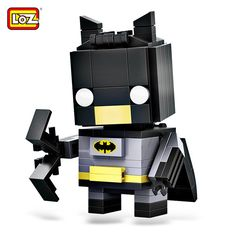 LOZ ABS Hero Style Building Block Educational Cartoon Movie Product Kid Toy - 157pcs - COLORMIX
