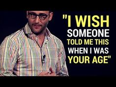 Success and Freedom: Simon Sinek: The Video That Will Change Your Life