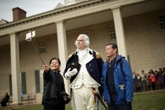 Stephen M. Walt Foreign Policy Tue, 10 Apr 2018 11:57 UTC   © Chip Somodevilla/Getty Images An actor portrays President George Washington as he poses for a selfie with visitors at the Mount Vernon Estate in Mount Vernon, Virginia, on Feb. 22, 2017. It's hard to be powerful when nobody believes a word you…