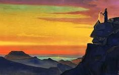 Image result for nicholas roerich asian paintings