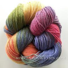 Simply Socks Yarn Company - LL SM Multi Boardwalk, $26.00 (http://www.simplysockyarn.com/ll-sm-multi-boardwalk/)