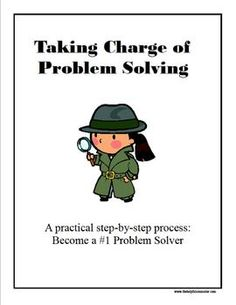 Problem Solving Life Skills Unit: Have your students take more responsibility for solving their own problems today! Use the unit during classroom. Problem Solving Skills, Coping Skills, Social Skills, Life Skills Class, Stress Relief Essential Oils, Stress Relief Quotes, Learning For Life, Religion, School Social Work