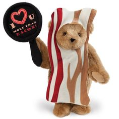 """15"""" I Love You More than Bacon 