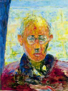 Pierre Bonnard - Self Portrait, 1945
