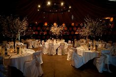 Sandalford : love the large centrepieces used, only accentuates the great venue. A definite front runner thus far