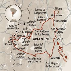 Llullaillaco (6739 m), le volcan sacré des Incas #argentine #trekking #sport #aventure
