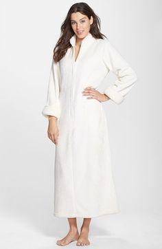 Natori Fleece Caftan available at  Nordstrom Sleepwear Women 75f9749e0