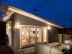 750 sq feet by Smallworks Studio in Vancouver - these folks build amazing stuff: http://smallhouseswoon.com/point-grey-sanctuary/