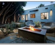 Patio Design With Fire Pit Ideas
