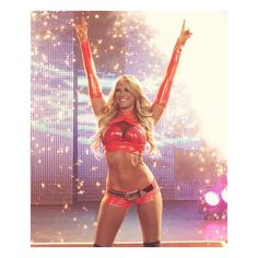 WWE Divas WWE ❤ liked on Polyvore featuring kelly kelly, wrestling and wwe