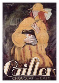 Charles Loupot: Loupot comienza su carrera como cartelista en Suiza, donde trabaja entre 1916 y 1924 para grandes almacenes y marcas de productos de lujo. Al establecerse en París, los dos carteles que realiza en 1923 para los automóviles Voisin marcan un giro decisivo en su estilo