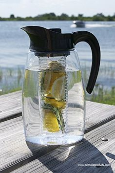 Flavor It 29 Qt Infusion Pitcher 3in1 Beverage System Black >>> Read more  at the image link.Note:It is affiliate link to Amazon.