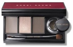 Bobbi Brown Satin & Caviar Eyeshadow & Long-Wear Gel Eyeliner Palette - No Color