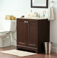 How To Install a Bathroom Vanityat The Home Depot