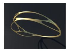 Beautiful bracelet. Branch pattern fits with the tree theme! To wear on wedding day. But get in silver. #ShapewaysWedding