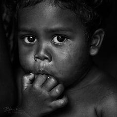 Aborigine - this is one of the Suku Bateq.