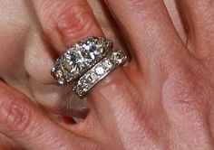 A-List Bling!   Nicole kidman, Celebrity rings and Keith urban