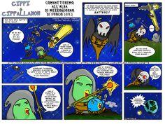 Terzo episodio di Tales of Cippannara