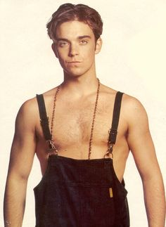this is how we remember him! Robbie Williams Take That, Bae, Its A Mans World, Britpop, Teenage Dream, My Man, Beautiful Boys, Future Husband, 90s Fashion