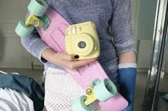 OMG!!!!!!  I need a POLOROID and PENNY BOARD!!!!!!!!