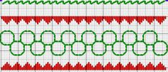 Combining stitches is common in pulled thread work. For this third band in our free whitework sampler we will use satin stitch with pulled double back stitch