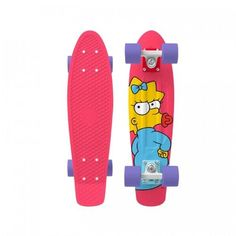 """Penny x Simpsons Maggie 22"""""""" Complete FREE USA SHIPPING"""