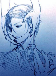 Sketch by yana toboso