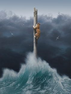 made by: Joel Rea - Painting