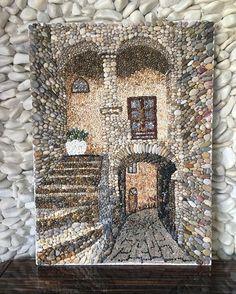 #mozaika #mozaik #taşlarındili #çakıltaşı #taş#sokak#tasev #italy #tassokaklar#han#goreme#tasarım#dogaltas#art@pebbleart#pebblemosaic
