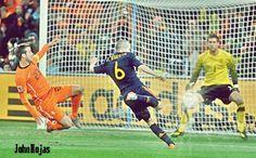 El momento mas épico del fútbol español