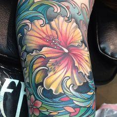 Tattoo by Teresa Sharpe