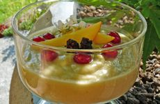 Lucuma-Mousse Superfoods, Kakao, Mousse, Pudding, Desserts, Food Food, Recipies, Tailgate Desserts, Deserts