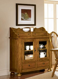 Broyhill Attic Heirloom Dining Cabinet   Google Search
